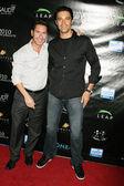 Todd Michael Krim and Gilles Marini — Stock Photo