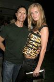 Roger Lim and Maria Sabova — Stock Photo