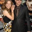 Susan Downey and Robert Downey Jr — Lizenzfreies Foto