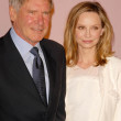 Harrison Ford and CalistFlockhart — Stock Photo #15243727