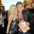 Spencer Pratt and Heidi Montag — Stock Photo