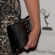 Elizabeth Perkins's purse at the Academy of Television Arts and Sciences Prime Time Emmy Nominees Party. Wolfgang Puck Pacific Design Center, West Hollywood, CA. 09-17-09 — Stock Photo