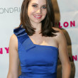 Alison Brie — Stock Photo