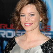 Elizabeth Banks at the Los Angeles Premiere of 'Surrogates'. El Capitan Theatre, Hollywood, CA. 09-24-09 — Stock Photo