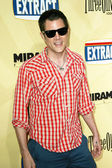 Johnny knoxville en el estreno de los ángeles de 'extracto'. arclight hollywood, hollywood, ca 24/08/09 — Foto de Stock