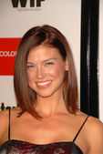 Adrianne Palicki at the Entertainment Weekly And Women In Film Pre-Emmy Party. Sunset Marquis Hotel, West Hollywood, CA. 09-17-09 — Stock Photo