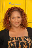 Kim Coles at the Los Angeles Premiere of 'Get Schooled - You Have the Right'. Paramount Pictures, Los Angeles, CA. 09-08-09 — Stock Photo