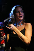 Josie Davis at the Harry The Dog Concert. Viper Room, West Hollywood, CA. 08-08-09 — Stock Photo