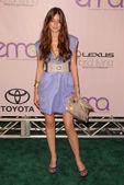 Caroline D'Amore at the 2009 Environmental Media Association Awards. Paramount Studios, Los Angeles, CA. 10-25-09 — Stock Photo