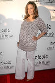 Judy Reyes at the 'Nicole' Maternity Collection Private Showing. Pea In The Pod, Beverly Hills, CA. 08-06-09 — Stock Photo