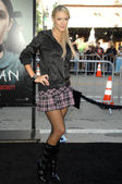 Kaya Jones at the Los Angeles Premiere of 'Orphan'. Mann Village Theatre, Westwood, CA. 07-21-09 — Stock Photo