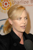 Charlize Theron — Stockfoto
