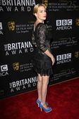 Alice Evans at the 2012 BAFTA LA Britannia Awards, Beverly Hilton, Beverly Hills, CA 11-07-12 — Stock Photo