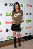 Pauley Perrette — Stock Photo