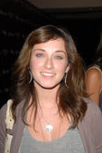 Margo Harshman — Stock Photo