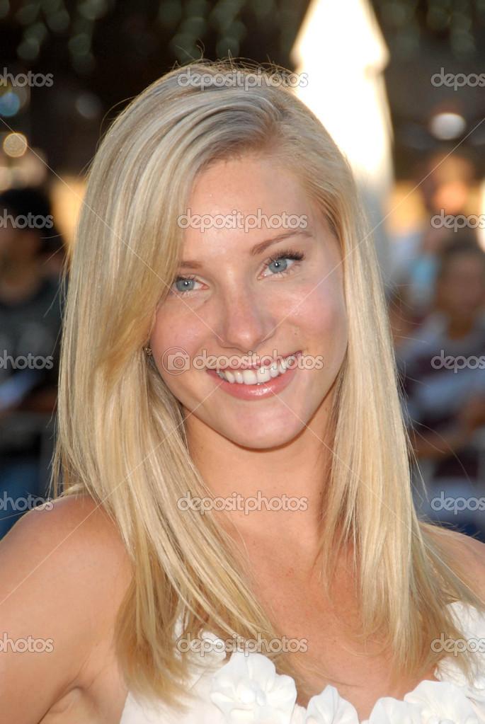 "Heather <b>Elizabeth Morris</b> bei der Los-Angeles-Premiere von ""Bandslam"". - depositphotos_15241301-Heather-Elizabeth-Morris"