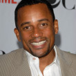 Stock Photo: Hill Harper at CBS, CW and Showtime All-Star Party. Huntington Library, Pasadena, CA. 08-03-09