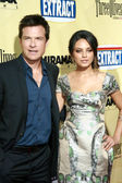 Jason Bateman and Mila Kunis — Foto de Stock