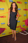 Joely Fisher at the Fox Fall Eco-Casino Party. BOA Steakhouse, West Hollywood, CA. 09-14-09 — Stock Photo