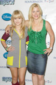 Taylor Spreitler and Alison Sweeney — Stock Photo