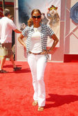 Holly Robinson Peete at the World Premiere of 'G-Force'. El Capitan Theatre, Hollywood, CA. 07-19-09 — Stock Photo