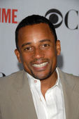 Hill Harper at the CBS, CW and Showtime All-Star Party. Huntington Library, Pasadena, CA. 08-03-09 — Stock Photo