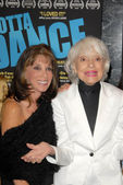 Kate Linder and Carol Channing — Stock Photo