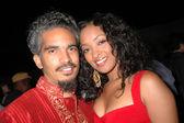 Sol Aponte and Jenna Fredrique — Stock Photo