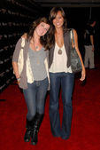 Margo Harshman and Briana Evigan — Stock Photo