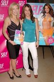 Lucy Danziger and Jillian Michaels — Stock Photo