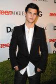 Taylor Lautner — Stock Photo