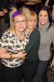 Kirsten Vangsness and Paget Brewster — Stock Photo