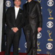 Постер, плакат: Johnny Galecki and Jim Parsons