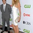 Elle Macpherson at the CBS, CW and Showtime All-Star Party. Huntington Library, Pasadena, CA. 08-03-09 — Stock Photo