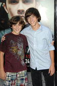 Alexander Martella and Vincent Martella at the Los Angeles Premiere of Orphan. Mann Village Theatre, Westwood, CA. 07-21-09 — Stock Photo