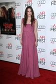 Alice Englert at the Ginger And Rosa Special Screening AFI FEST 2012, Chinese Theater, Hollywood, CA 11-07-12 — Stock Photo