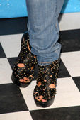 Amanda McKay shoes — 图库照片