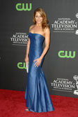Jamie Luner at the 36th Annual Daytime Emmy Awards. Orpheum Theatre, Los Angeles, CA. 08-30-09 — Stock Photo