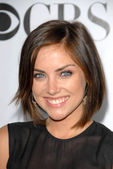 Jessica Stroup at the CBS, CW and Showtime All-Star Party. Huntington Library, Pasadena, CA. 08-03-09 — Stock Photo
