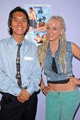 Tony young e tonya kay — Foto Stock