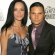 Susie Feldman and Corey Feldman — Stock Photo