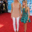 Heather Locklear and daughter Ava - 图库照片