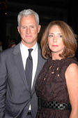 John Slattery and Talia Balsam — Stock Photo