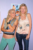 Tonya Kay nd Andrea Harrison — Foto Stock