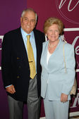 Garry Marshall and Barbara Marshall at Variety's 1st Annual Power of Women Luncheon. Beverly Wilshire Hotel, Beverly Hills, CA. 09-24-09 — Stock Photo