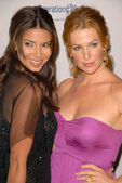 Roselyn Sanchez and Poppy Montgomery — Stock Photo