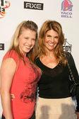 Jodie Sweetin and Lori Loughlin — Foto Stock