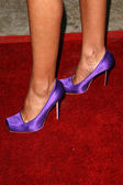 Terri Seymour's shoes — Photo