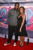 """Deuce at the DVD Release Party for """"Step Up 2 The Streets"""". Avalon, Hollywood, CA. 07-14-08 — Stock Photo"""