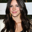 Постер, плакат: Katharine McPhee at the Los Angeles Screening of Home Stella McCartney West Hollywood CA 06 05 09